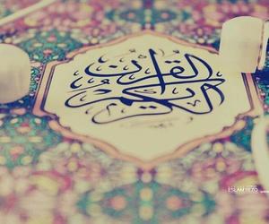 islam, coran, and muslim image