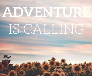 adventure, calling, and easel image