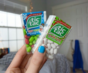 candy, cool, and tic tac image
