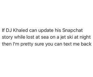 funny, quote, and dj khaled image