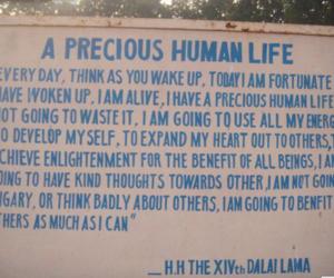 dalai lama, human, and life image
