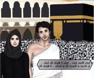 arabic, art, and islam image