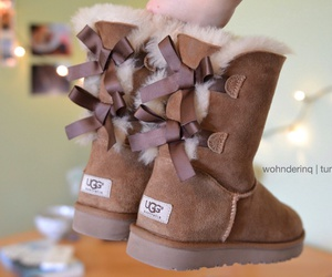 brown, ugg, and cute image