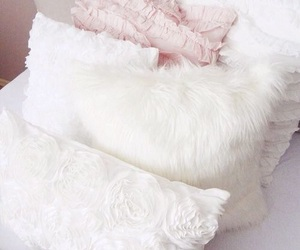 white, pink, and luxury image