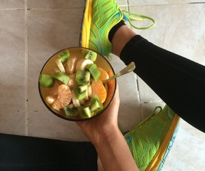 fit, health, and FRUiTS image