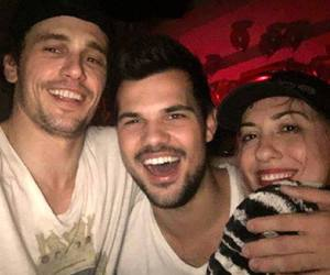 james franco and Taylor Lautner image