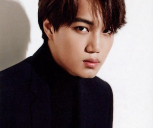 exo, kai, and kim jongin image