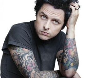 green day, billie joe armstrong, and tattoo image