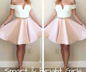 chic, dress, and dresses image