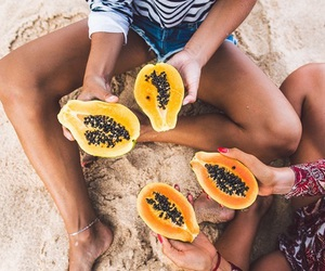 accesories, best friends, and fresh fruit image