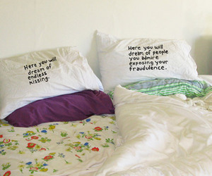 bed, Dream, and kiss image