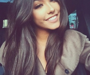 madison beer, smile, and beauty image