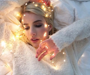 emma roberts, emma, and light image