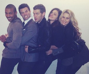 The Originals, klaus mikaelson, and elijah mikaelson image