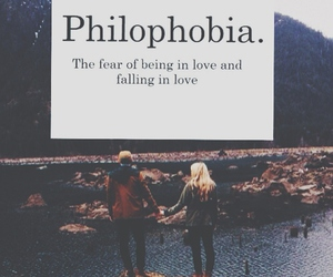 fear, philophobia, and love image