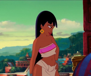 disney, el dorado, and chel image