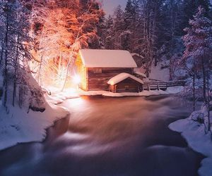 artic, finland, and beautiful image