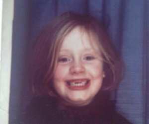 Adele and when we were young image