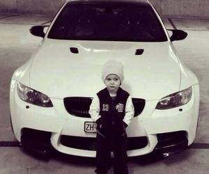 bmw, car, and kid image