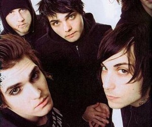 my chemical romance, mcr, and frank iero image