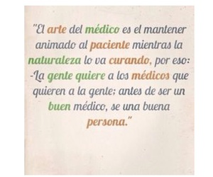 doctor, frases, and medicine image