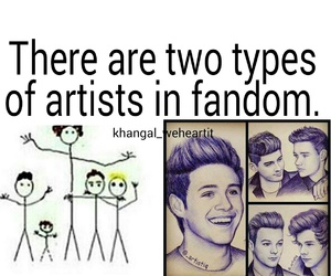 one direction, artists, and fandom image