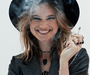 Behati Prinsloo, face, and supermodel image