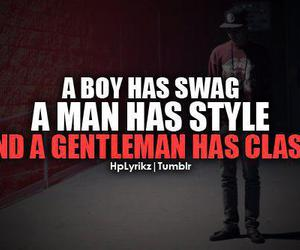 boy, style, and quote image