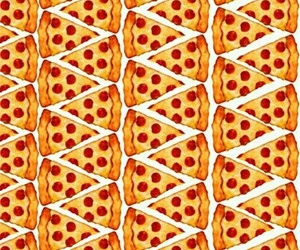pizza, papeldeparede, and fofas image