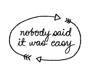 Easy and quote image
