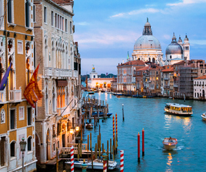 beautiful, italy, and venice image