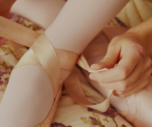ballet, girl, and dancer image