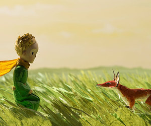 fox, movie, and the little prince image
