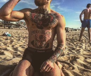 mma, UFC, and conor mcgregor image