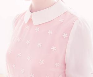 pink, fashion, and kfashion image
