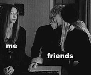 friends, ahs, and me image