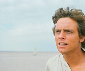 luke skywalker, photography, and star wars image