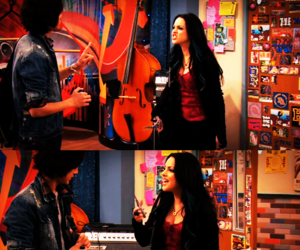 victorious, avanjogia, and elizabethgillies image