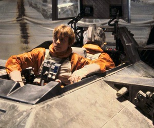 luke skywalker, photography, and pilot image