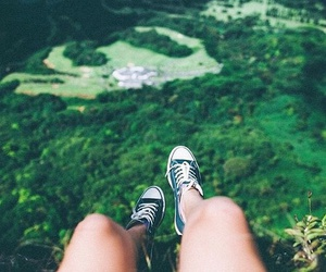 nature, converse, and green image