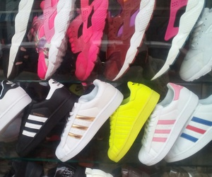 adidas, amazing, and colors image