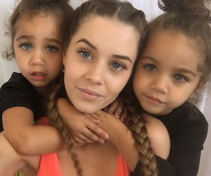 family, goals, and twins image