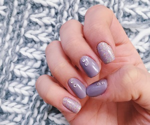 cool, fashion, and nail art image