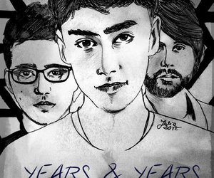olly, olly alexander, and years and years image