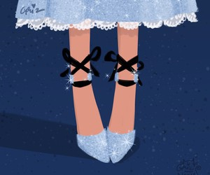 shoes, disney, and peter pan image