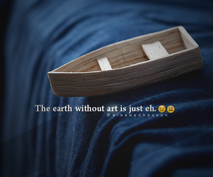 art, artist, and boat image