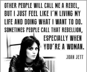 girl power, joan jett, and quotes image