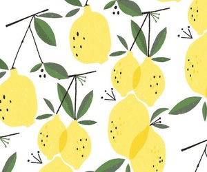 wallpaper, lemon, and background image