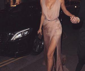 beautiful, boobs, and dress image