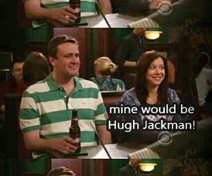how i met your mother and funny image